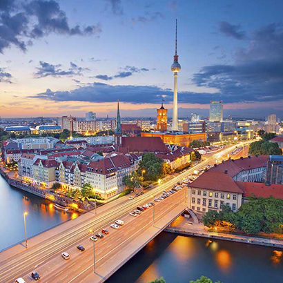 Airport - Hotel - Airport Transfers in Berlin Half Day City